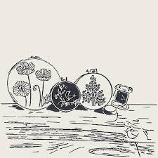 会員専用ネットストア Annasの毎月の刺繍annasアンナス川畑杏奈