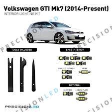 Mk7 Lighting Package Volkswagen Gti Mk7 Led Interior Package 2014 Present