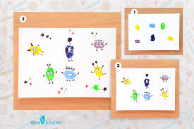 This program generates a 3d image of your room creations in under. 21 Creative Yet Easy Finger And Thumb Painting Ideas For Kids