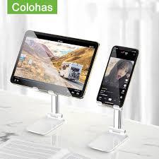 Đa Năng Có Thể Điều Chỉnh Để Bàn Điện Thoại Cho iPhone iPad Máy Tính Bảng  Samsung Di Động Kẹp Bàn Giữ Điện Thoại Hỗ Trợ|Giá Để ĐTDĐ