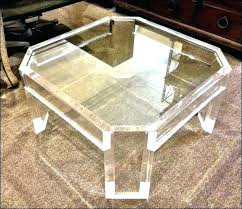 table top protector clear tops covers splendid acrylic glass