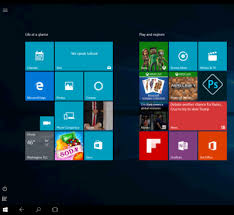 Window 10 Features Windows 10 Features Information Technology