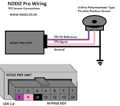 nodiz pro technical guides nodiz pro wiring diagrams nodiz tps wiring