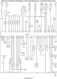 98 ford contour fuse diagram 98 wiring diagrams online