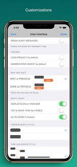 Gantt Chart Mobile Quickplan Project Gantt Plan