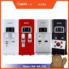 Máy Lọc Nước Nóng Lạnh Hàn Quốc REWA WATER PURIFIER tốt giá rẻ