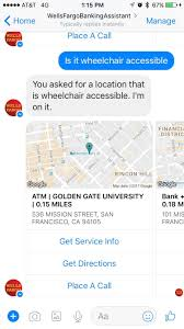 wells fargo testing bot for messenger featuring new customer wells fargo testing bot for messenger featuring new customer service experiences business wire