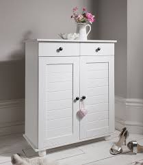strathmore solid walnut furniture shoe cupboard cabinet. White Shoe Cabinet Furniture. Storage Deluxe With Drawer Heathfield In White: Amazon Strathmore Solid Walnut Furniture Cupboard C