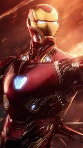 Iron Man Avengers Endgame 4K Wallpaper ...