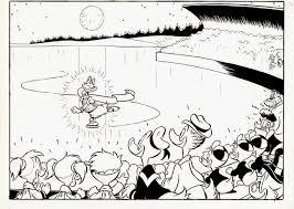 Donald Duck Tekening Soort Kids N Fun Gratiskleurplaatme
