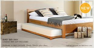 Guest Hardwood Bed Frame by Get Laid Beds