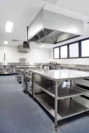 Restaurant Kitchen Flooring Options Commercial Kitchen For Basement Of Farm House To Prep All Of Our