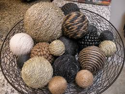 Wicker Balls For Decoration Beauteous Decor Ball Overload Tutorial House Of Hepworths