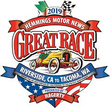Great Race Log Americas Car Museum