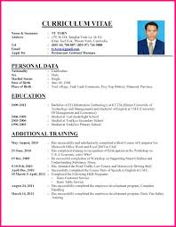 Writing A Cv And Resume Cv Template 02 Jobsxs Com