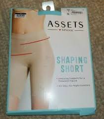 Assets By Spanx Size Chart Spanx Assets Girl Short Micro Shaping Size Large 10092r Nude