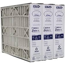 lennox healthy climate 20x25x5 x6673 merv 11 box filter. trion air bear 259112-102 merv 11 filters (3-pk) - 20x25x5 lennox healthy climate x6673 merv box filter
