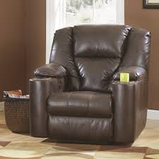 brown leather chairs design from kanes furniture warehouse with brown paint wall ideas