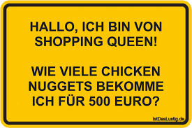 Hallo Ich Bin Von Shopping Queen Wie Viele C Istdaslustigde