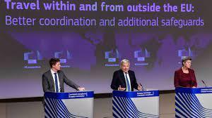 La prolongation belge de l'interdiction des voyages non-essentiels inquiète  la Commission européenne