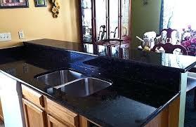 dark granite countertops with oak cabinets light cabinets dark granite honey oak cabinets with black granite