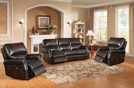 Amax Nevada 3 Piece Leather Living Room Set Reviews Wayfair