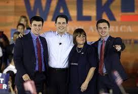 Gov. Scott Walker's Son Alex Joining Vukmir's US Senate Campaign |  Wisconsin Public Radio