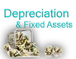 depreciation of fixed asset depreciation and fixed assets
