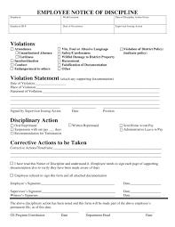Restaurant Write Up Forms Restaurant Employee Write Up Form Tirevi Fontanacountryinn Com