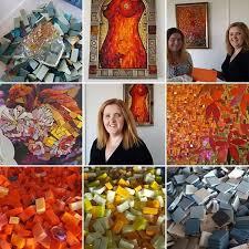 Total MK | Making a Splash: Milton Keynes artist Melanie Watts in the  spotlight