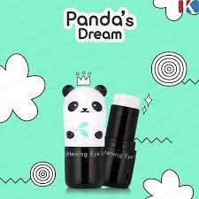 details about eye care panda s dream brightening eye base stick 10g dark circles care