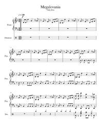 You can discover piano online specifically like you would certainly in a real class setting. I Wrote Some Sheet Music On Piano For Megalovania Feel Free To Leave Suggestions Undertale