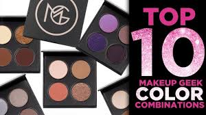10 best makeup color binations eyes and lips with swatches makeup geek