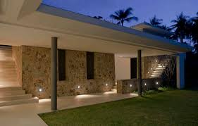 recessed outdoor lighting fixtures installing