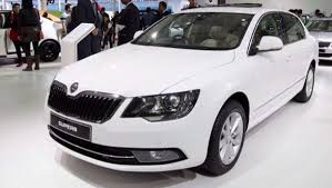 new car launches auto expo 2014Auto Expo 2014 Skoda unveils new Superb in India  Overdrive