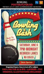 Bowling Event Flyer Template Pin By Rachel Harmann On Bowling Bash Bowling Christmas