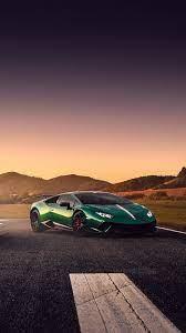 Ferrrari And Lamborghini Huracan 4k ...
