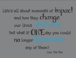 The Vow Quotes Interesting The Vow Quotes The Vow Movie Quotes Tumblr A Quote From The Vow