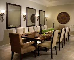 image of dining room mirrors on wall on large dining room decorating ideas