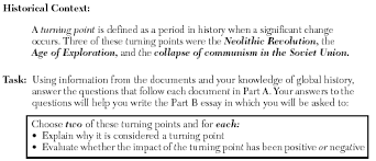 faq essay help example from the 2003 exam