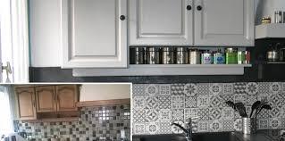 Home Staging Cuisine Relooker La Façade Le Plan De Travail Et La
