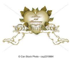 50th Anniversary Party Invitations 50th Anniversary Invitation Angels