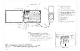 Orbit Sprinkler Designer Rain Bird Cad Detail Drawings Controllers