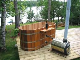wood fired hot tub stoves in canadaswedish hire diy swedish