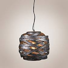 industrial chic lighting. Farmhouse Lighting Industrial Pendant -This One Covers It All,  Chandelier Cage Industrial Chic Lighting