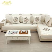 non slip sofa covers four seasons embroidered slipcovers sofa covers non slip quilted corner sectional sofa