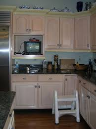 Pickled Maple Kitchen Cabinets Kitchen Cabinet Refinishing Restoration Antique Furniture