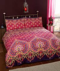 Luxury Indian Ethnic Duvet Quilt Cover Bedding Bed Linen ... & Luxury-Indian-Ethnic-Duvet-Quilt-Cover-Bedding-Bed- Adamdwight.com