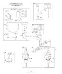 Briggs and stratton 446777 0025 e1 parts diagram for camshaft rh jackssmallengines engine connecting rod part names forged connecting rod schematic