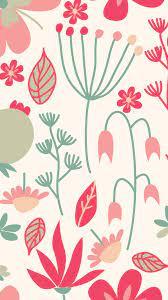 Vintage Flower Wallpapers on WallpaperDog